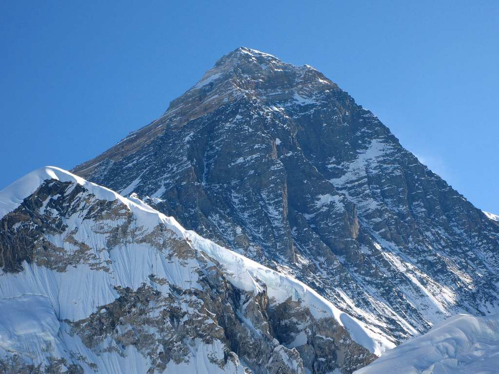 A Trek to the Footstep of Mount Everest
