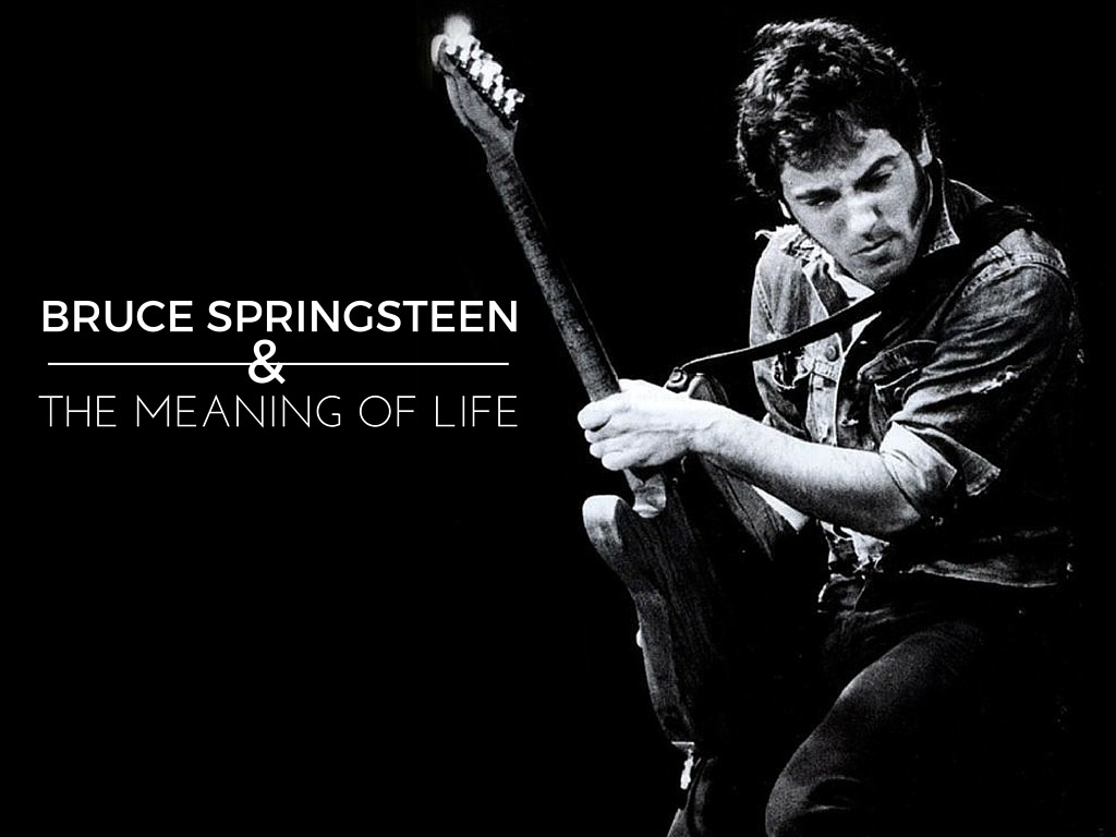 Bruce springsteen song analysis
