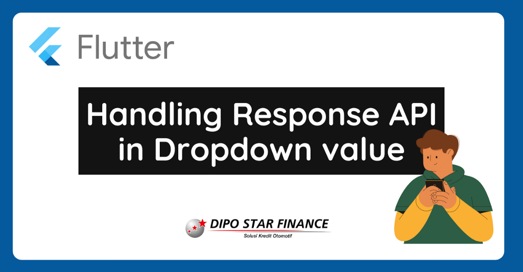 Handle Response API in Dropdown value with Flutter