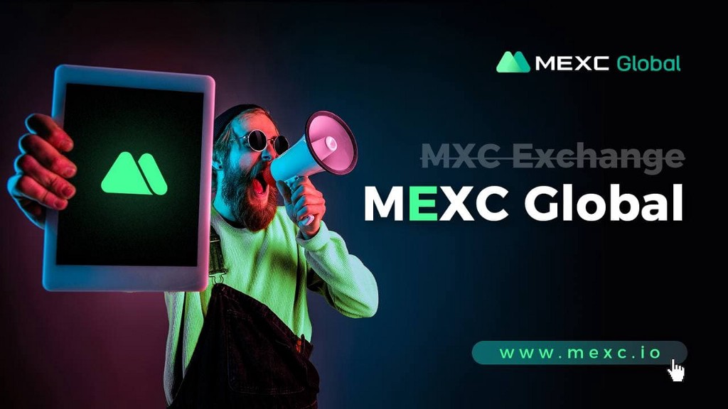 MXC Exchange Rebrands to MEXC Global As Part of Its Globalization Strategy