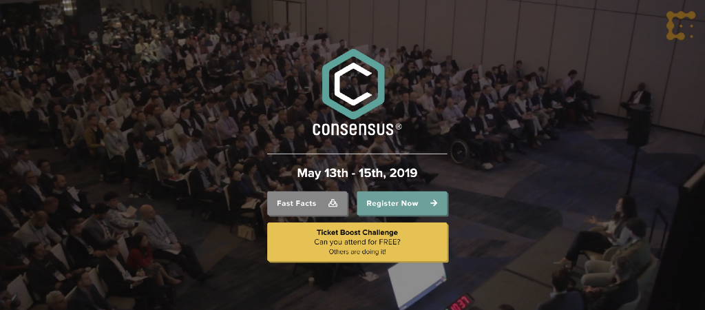 consensus meeting cryptocurrency