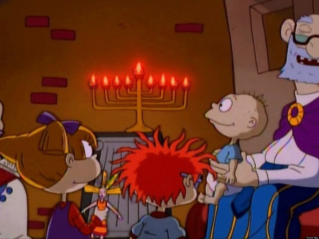 11 Cartoon Holiday Episodes to Stream for Christmas – The Dot and Line