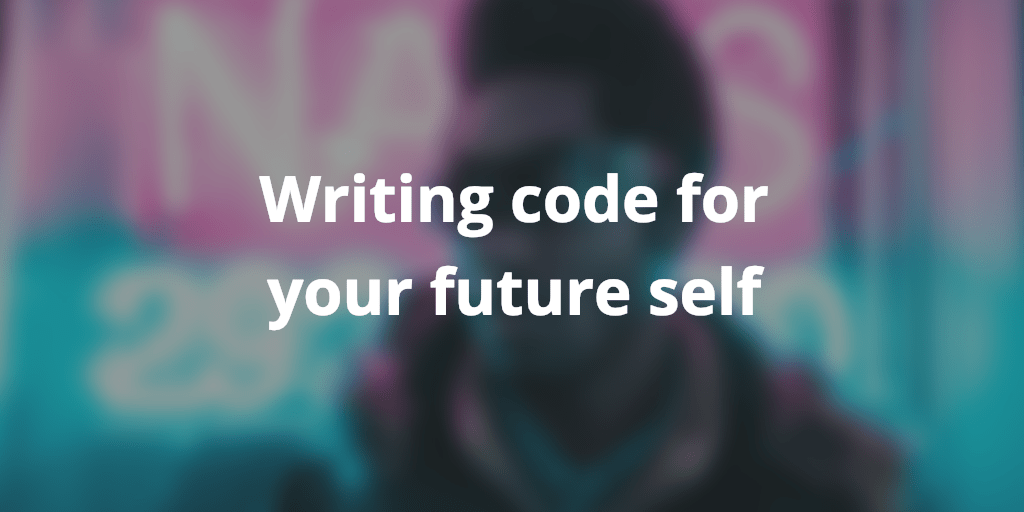 letter to future self example