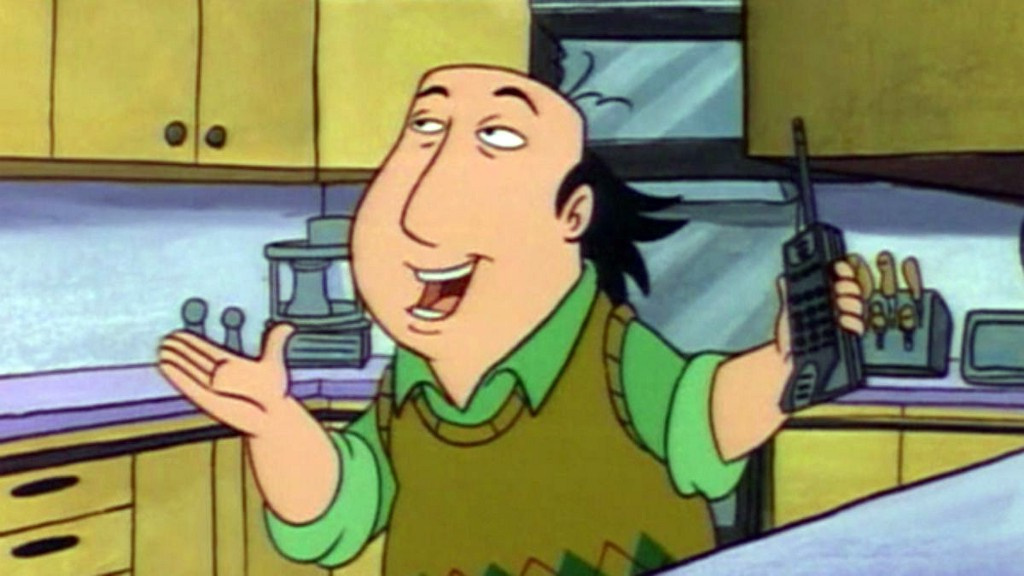 Why We'll Never See a Show Like 'The Critic' Again – The Dot