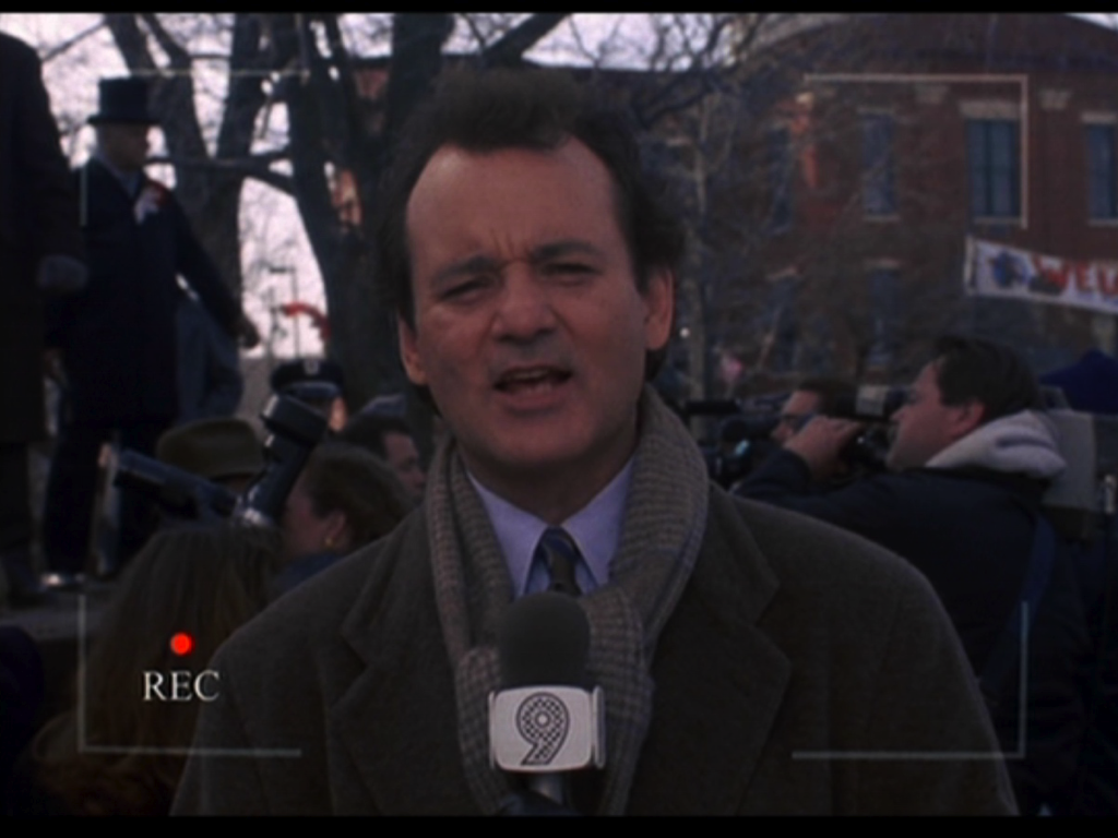 Groundhog Day Movie Quotes Okay Campers Rise And Shine And Don't Forget Your Booties