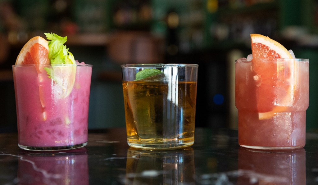 Craft cocktails without pretension? Bar Zola says they have the recipe.