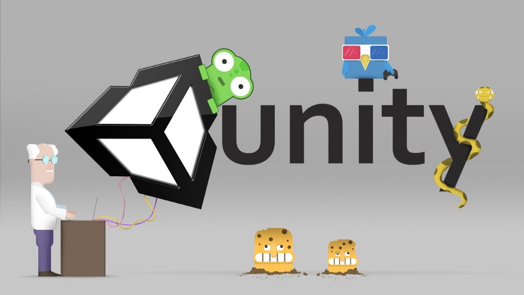 Unity To Discontinue Support For MonoDevelop In Unity 2018.1 Release.