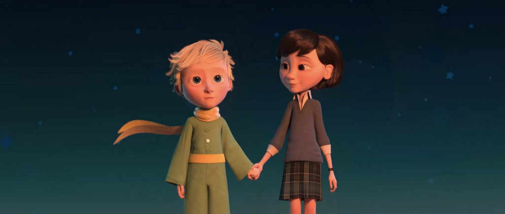 The Little Prince Leaps Off The Page And Onto The Screen Electric Literature