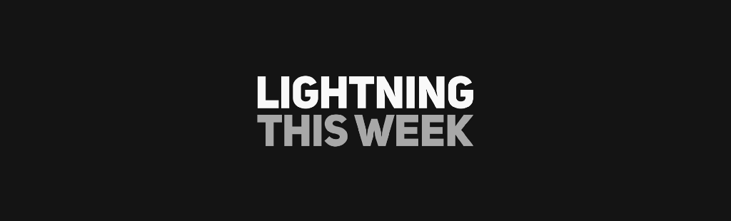 Lightning This Week | 616,864