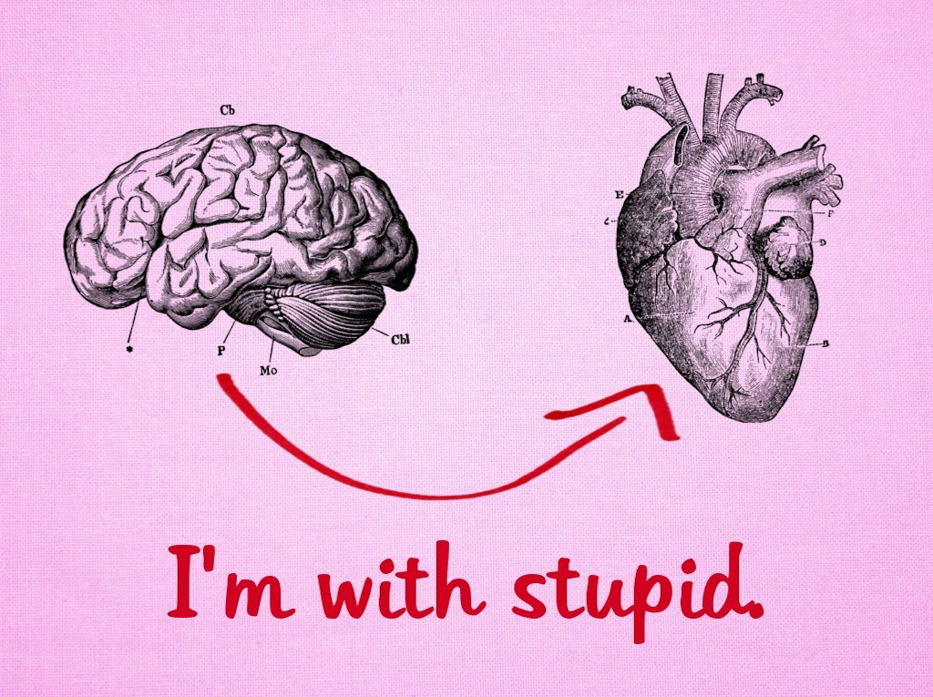 The Human Heart Is So Stupid Thoughts And Ideas Medium