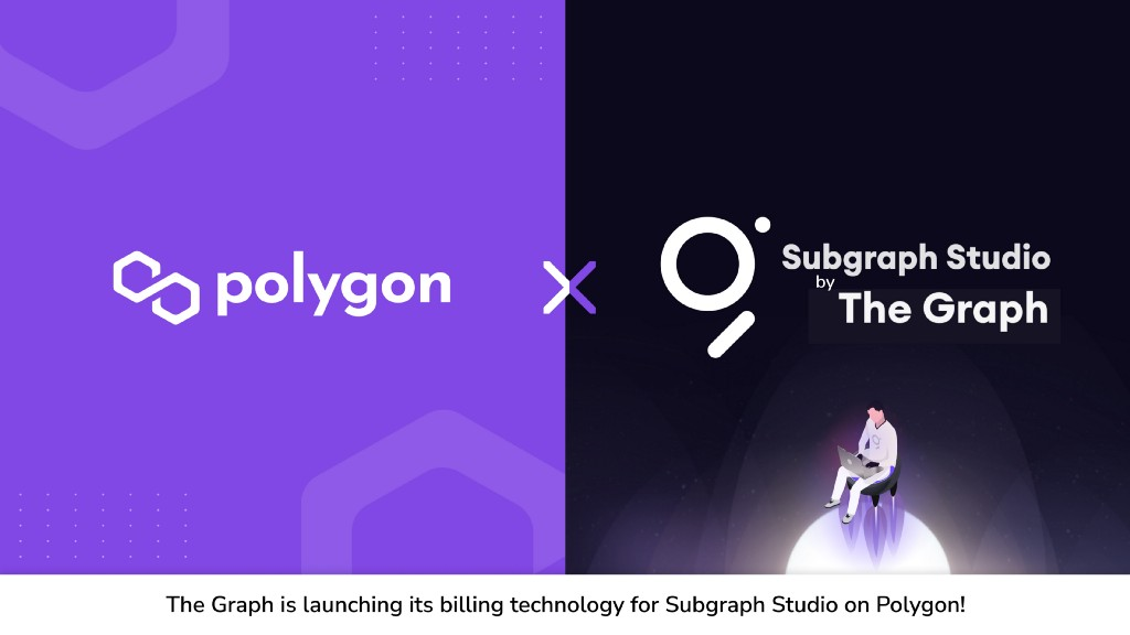 [Polygon] The Graph is launching its billing technology for Subgraph Studio on Polygon! - AZCoin News