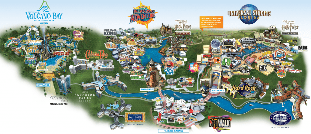 Universal Orlando Buys More Land For Future Theme Park Expansion