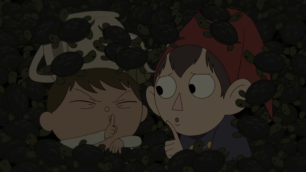 Patrick Mchale On The Haunting Magic Of Over The Garden Wall Exclusive The Dot And Line