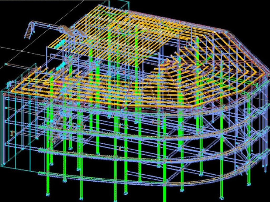 2d Drafting And Detailing : Why should steel detailers move from 2d cad to 3d bim workflows to