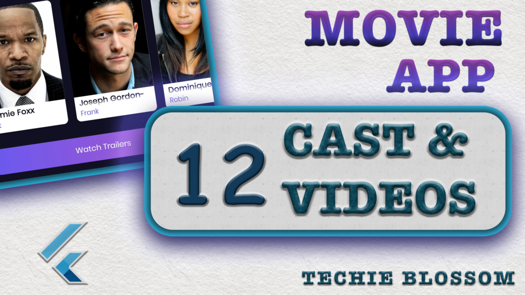 Complete Movie App—Cast and Trailers (12)