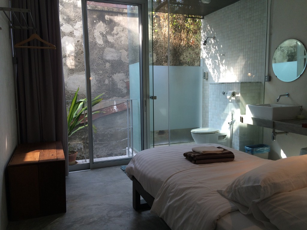 Rooms at Sinkeh