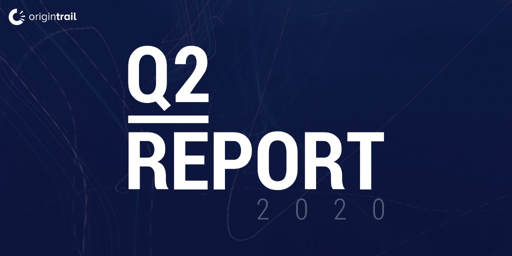 OriginTrail Quarterly Report — Q2 2020 | Towards a #Google4SupplyChains