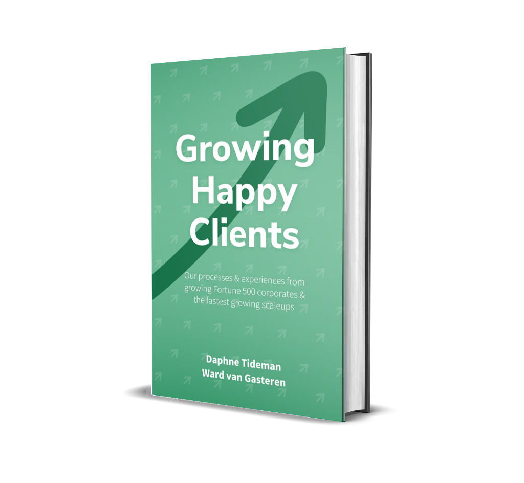 Growth Hacking Book — Growing Happy Clients