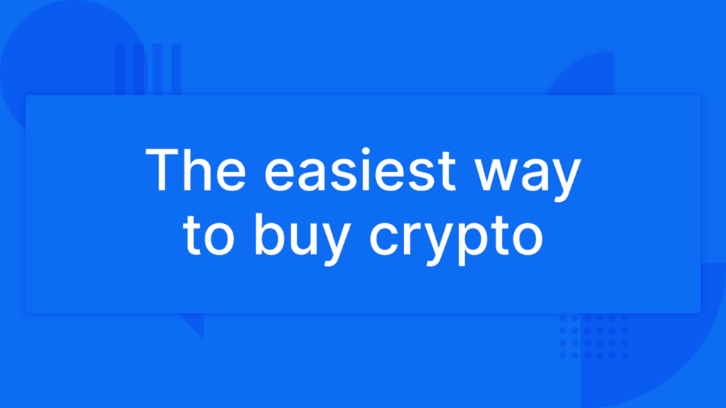 whats the easiest and cheapest way to buy cryptocurrency