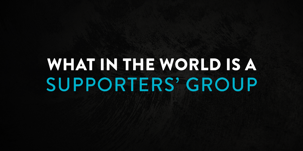 What is a Supporters' Group