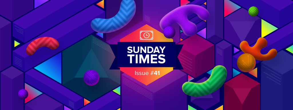 Sunday TIMEs Issue #41