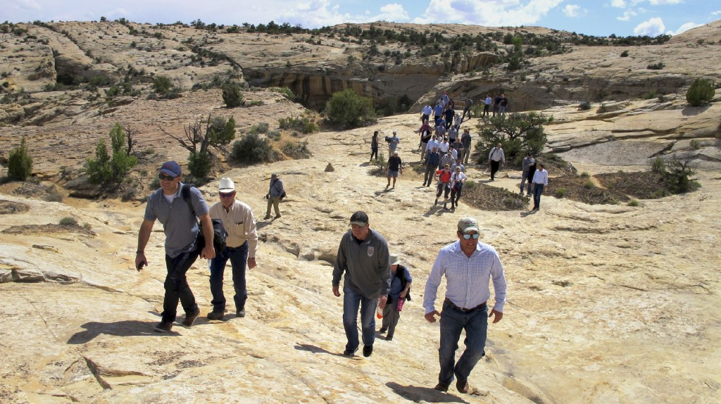 Tribes gear up for major legal battle with Trump over Bears Ears National Monument