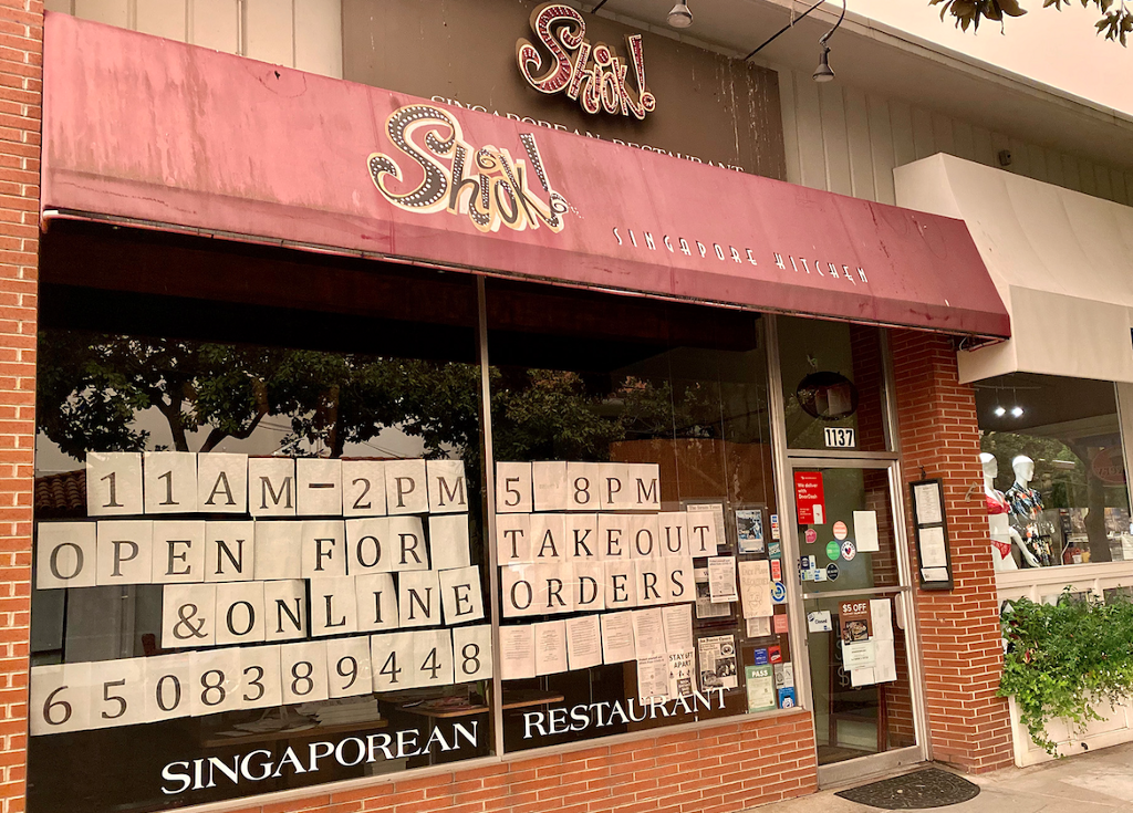 A new model? This SF eatery now delivers food out of a Singaporean restaurant in Menlo Park