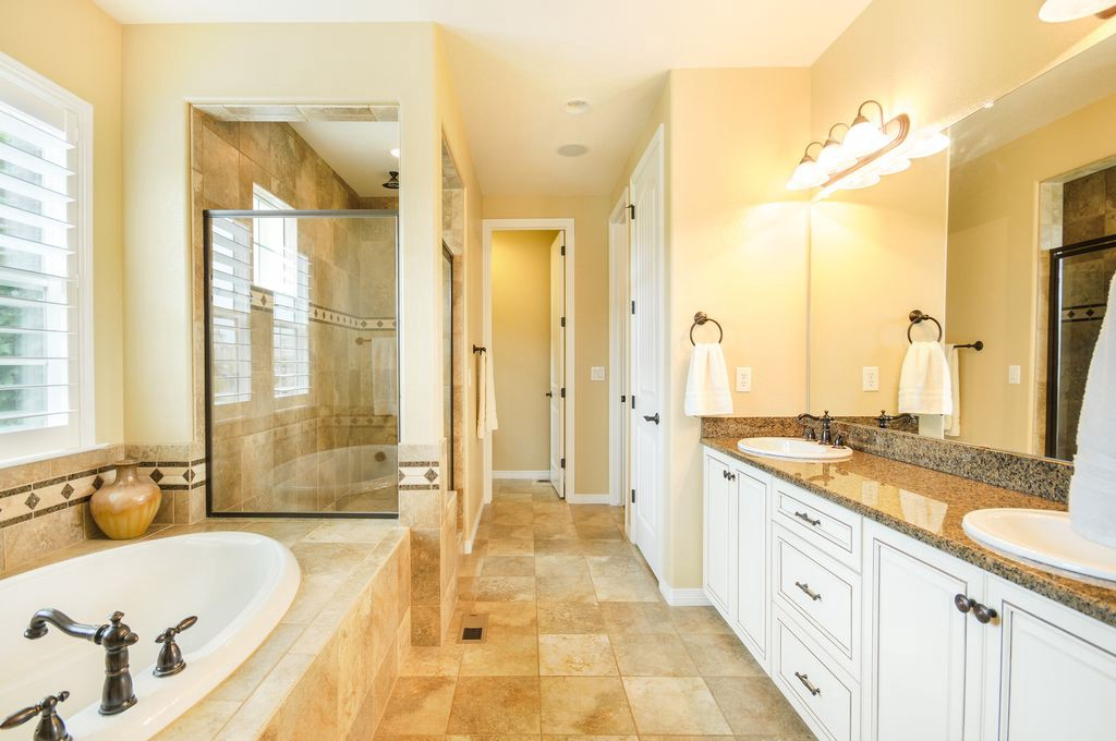 Bathroom Remodeling In Los Angeles Concept