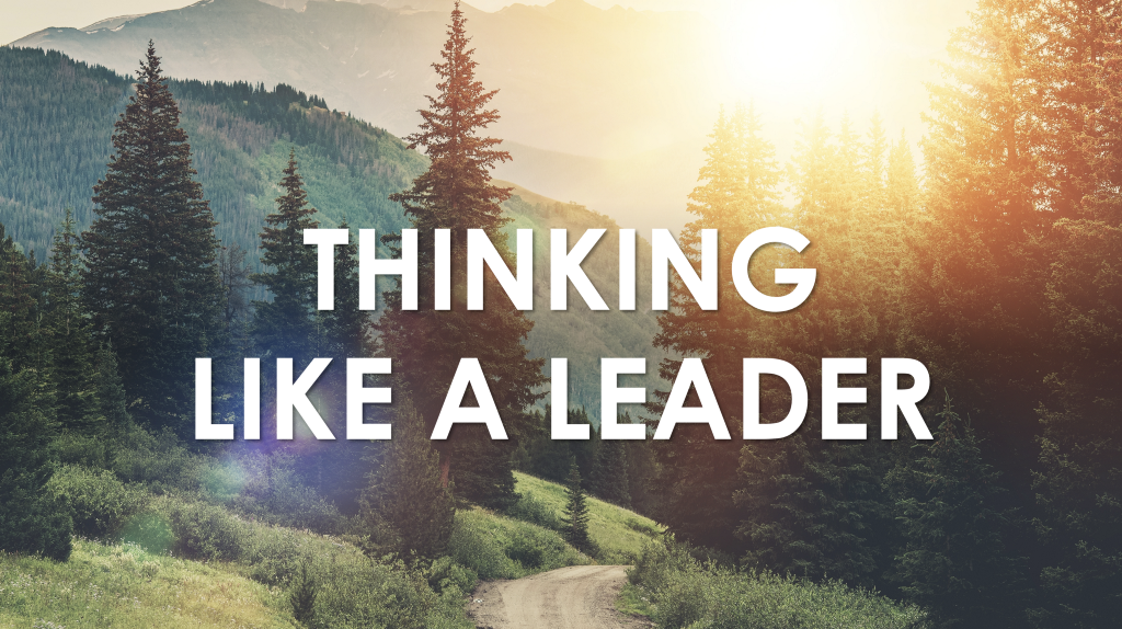 Becoming a Product Leader—Part 1: Thinking Like a Leader