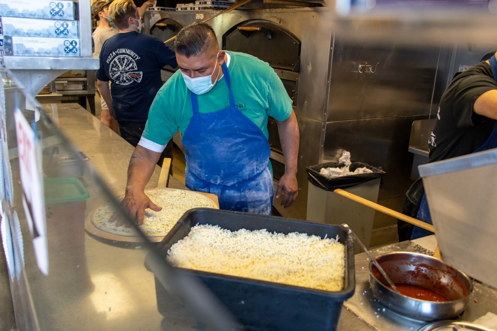 Slice of the pie: How this South Bay pizza shop became a worker-owned cooperative