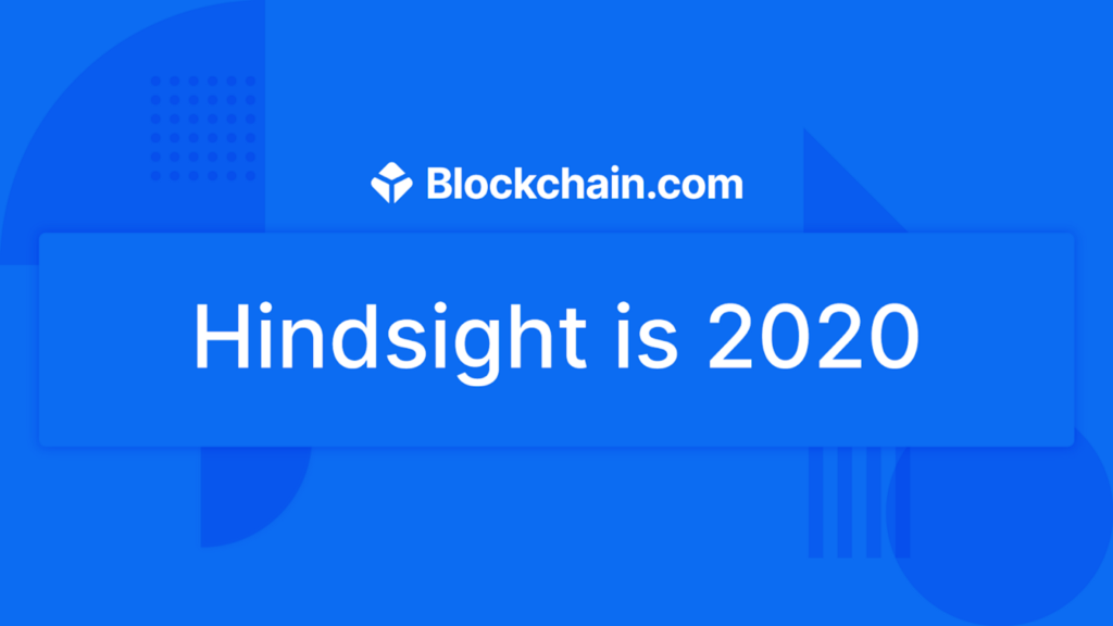 Hindsight is 2020: It's not too late to be early to crypto