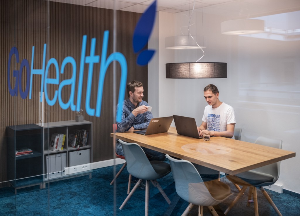 The road to success: Tomáš' and Lenka's journey with GoHealth