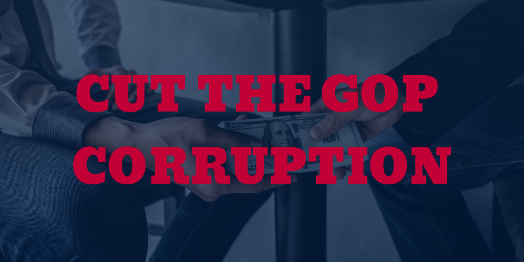 Cut the Corruption