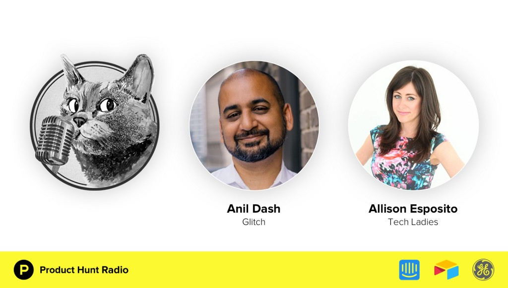 Product Hunt Radio: Online Communities and The Dark Side of the Web