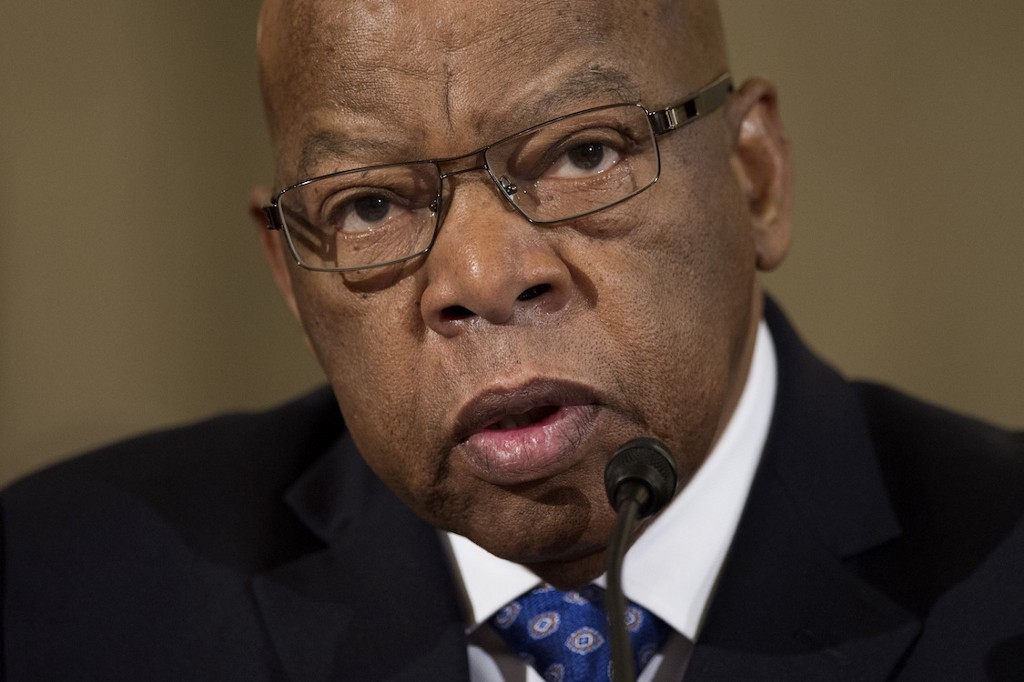 Rep. John Lewis: 'Health care is a right. It is not a privilege.'