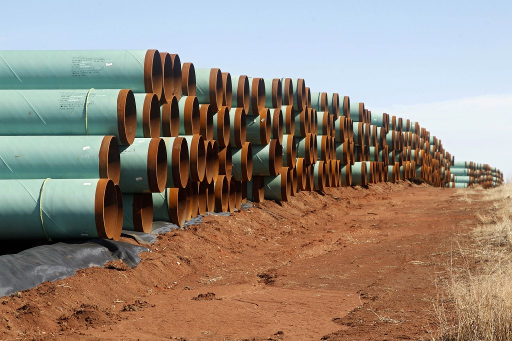 Trump just approved the Keystone XL pipeline. Here's what comes next.