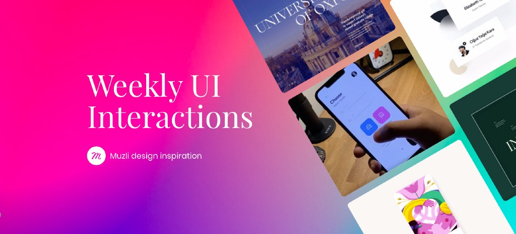 UI Interactions of the week #250