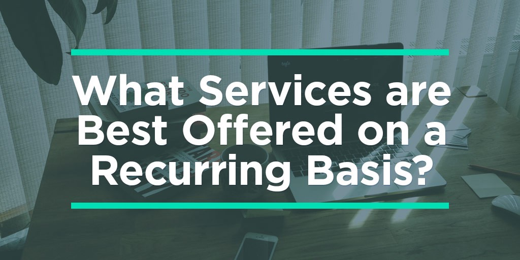 Which Services Should Your Agency Offer As Retainers