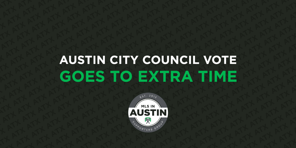 Austin City Council Vote Goes to Extra Time