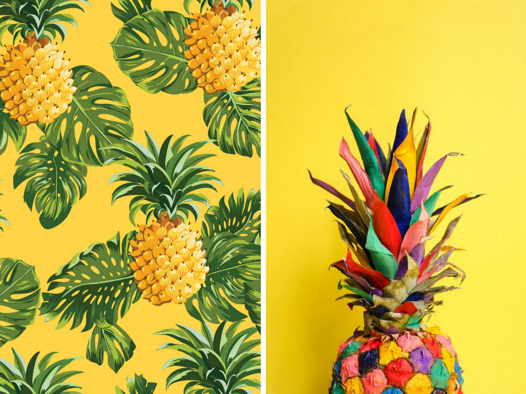 Mid Century Revival Has The Shape Of A Pineapple Pixers Stories