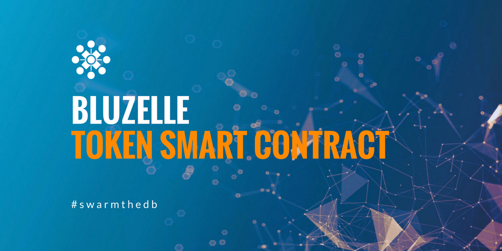 Token sale smart contracts the blueprint by bluzelle malvernweather Gallery