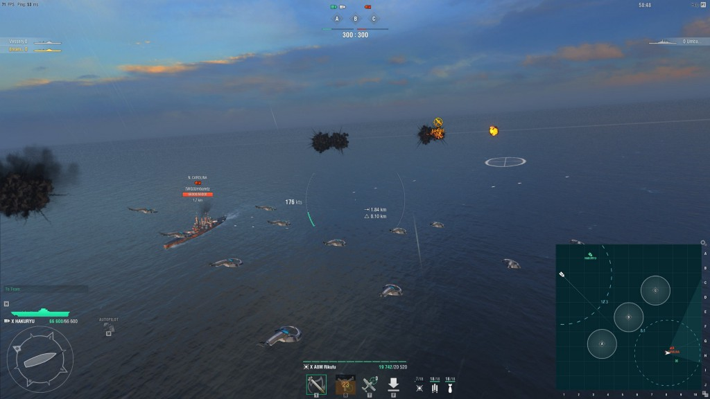 WG-Dev] Ship AA Defenses - Flyingducks de
