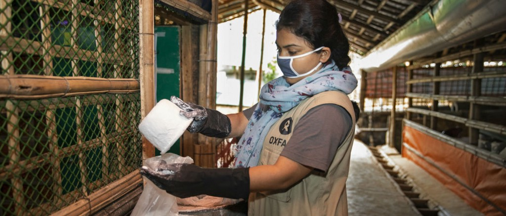 Oxfam GB Helps At-Risk Communities Respond to COVID-19 with Odaseva