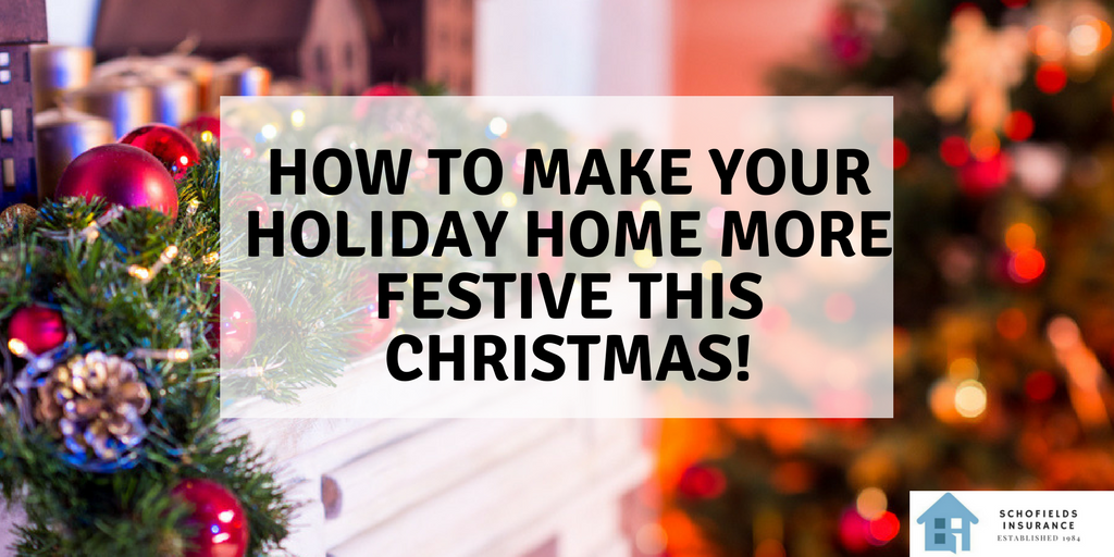 how to make your holiday home more festive this christmas - When Did Christmas Become A Holiday