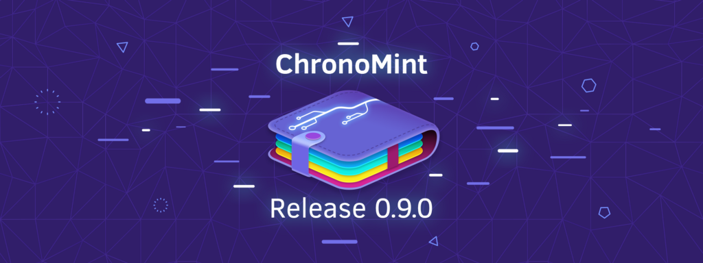 New ChronoMint release announced!