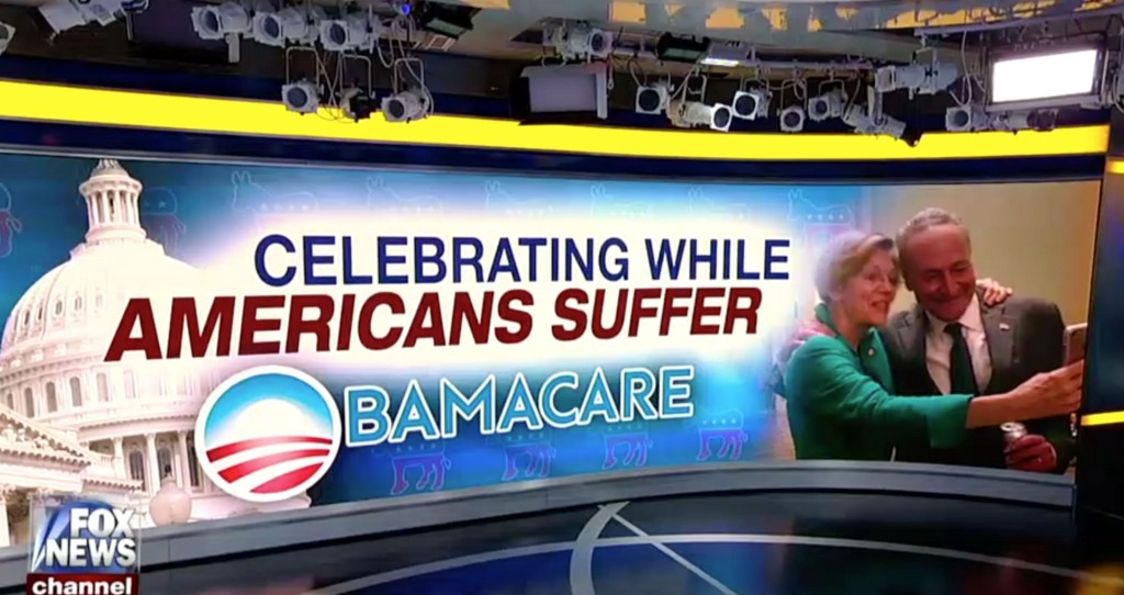 WATCH: Fox & Friends melts down over Trumpcare's defeat