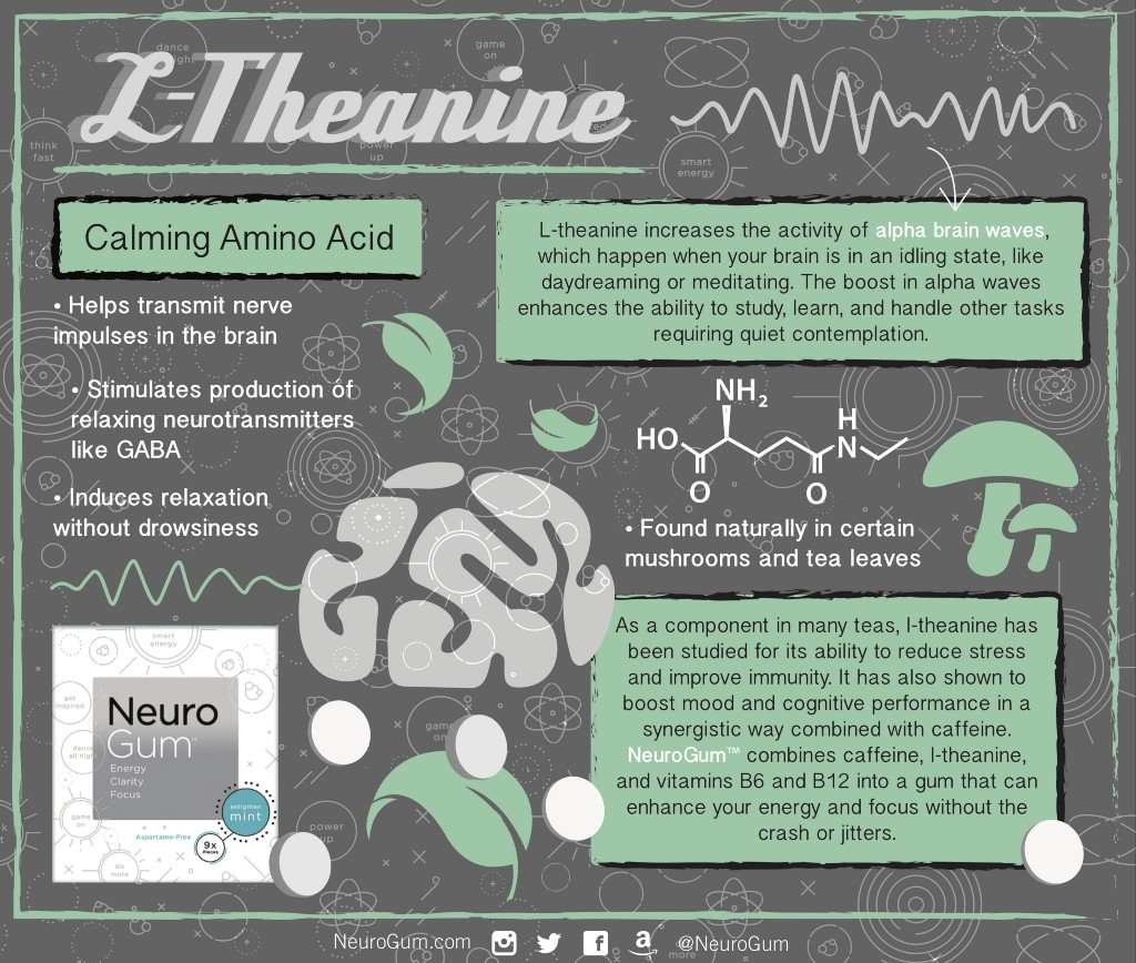 Image result for theanine benefits