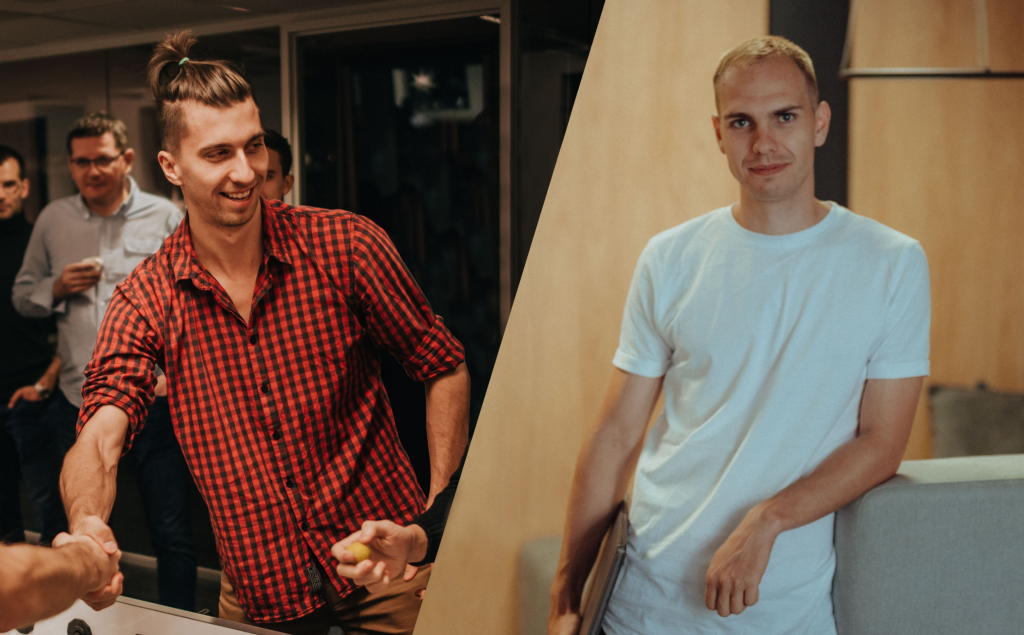 Story of Miloš and Paťo: University launched my career!