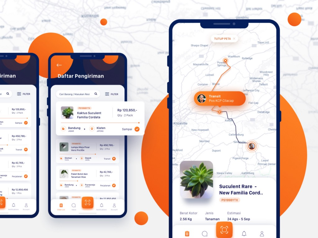 POS Indonesia Apps Exploration