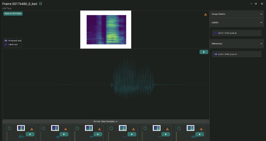 Deep Learning For Audio With The Speech Commands Dataset